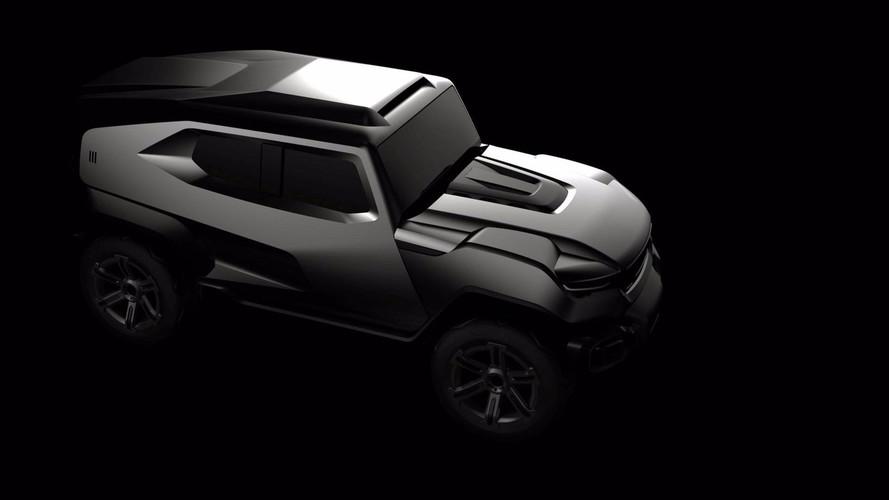 Rezvani, ordudan esinlenen SUV modeli hazırlıyor