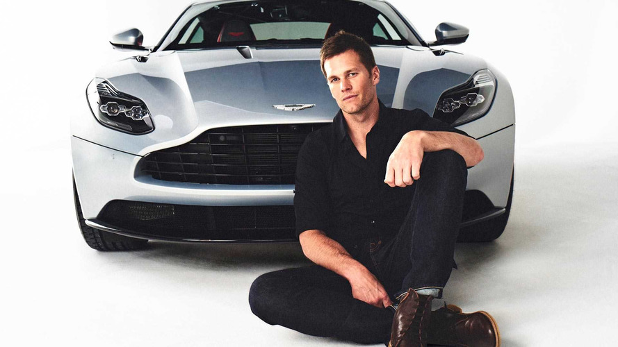 Tom Brady And Aston Martin Partner Up To Discuss What's Beautiful