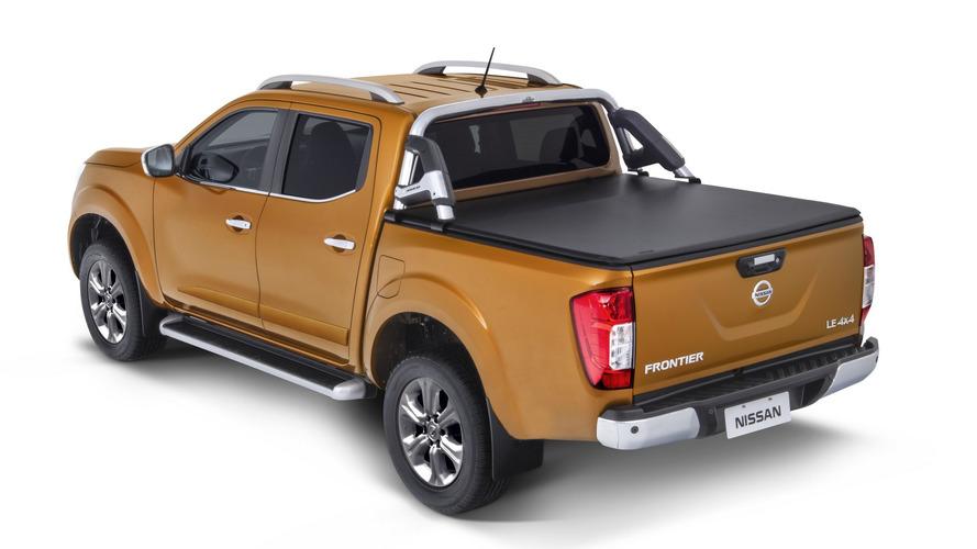 Nova Nissan Frontier agora pode ser equipada com santantônio - veja preços