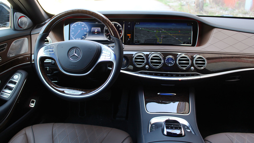 2017 Mercedes-Maybach S550: İnceleme