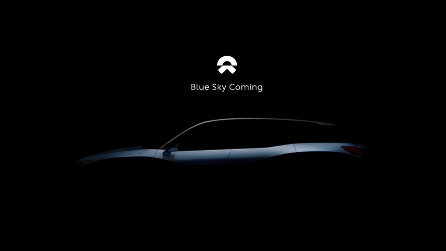 Nio Teases First Production Car Ahead Of Shanghai Debut