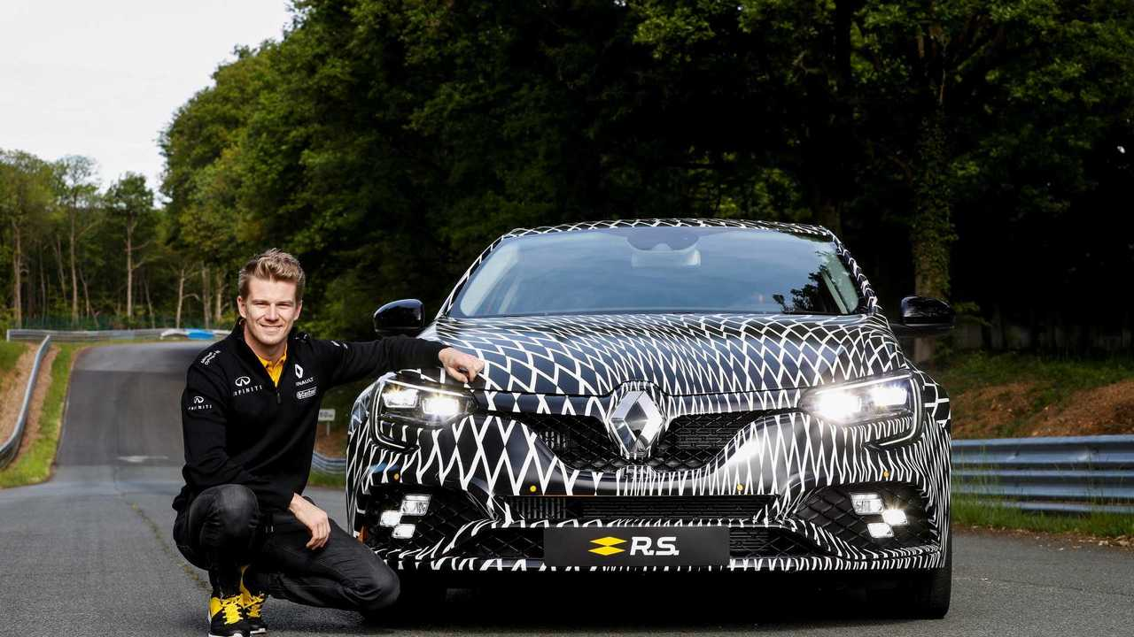 2018 Renault Megane RS preview