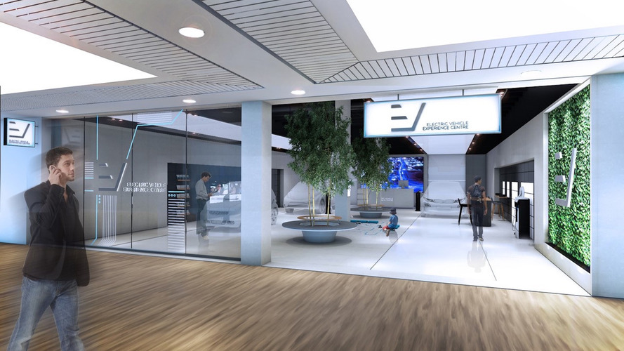 Groundbreaking electric car centre to open in Milton Keynes