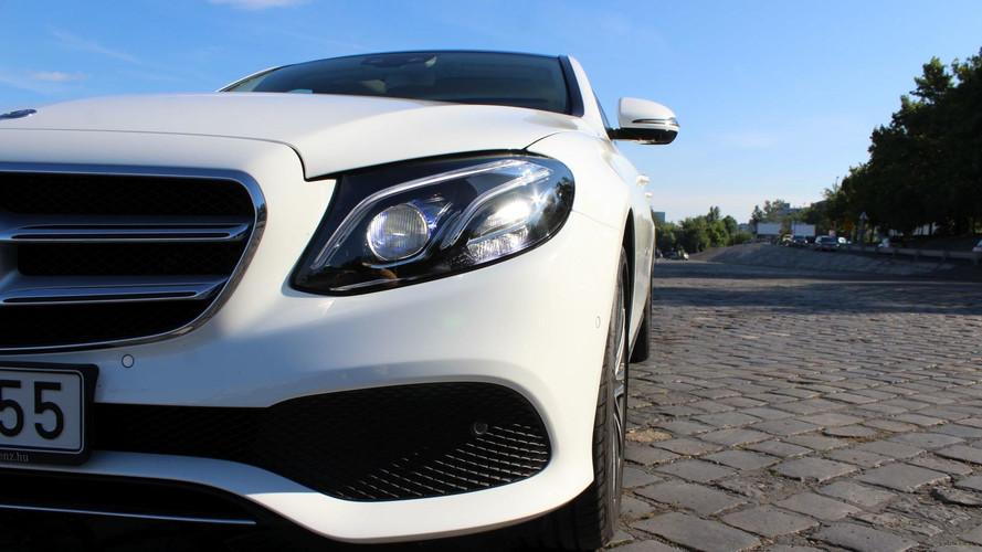 Csillagok háborúja: Mercedes E 220 d és C 250 Coupé
