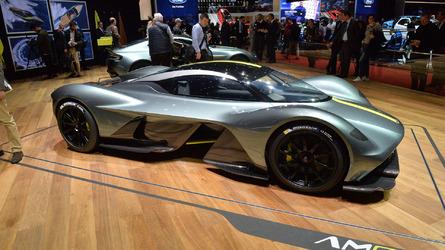 ¿Tendrá 1.130 CV el Aston Martin Valkyrie?