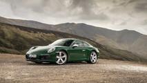 Road-trip pour la millionième Porsche 911