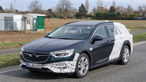 2018 Opel Insignia Country Tourer spy photo