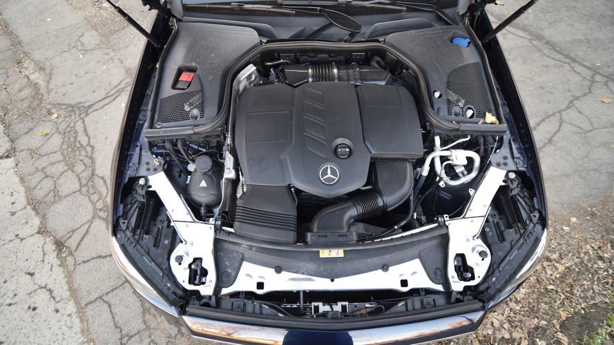 A Mercedes a dízelmotorok miatt tekint pozitívan a jövőbe