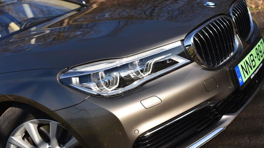 Nagyobb teljesítménnyel és hatótávval jöhet a frissített BMW 740e iPerformance