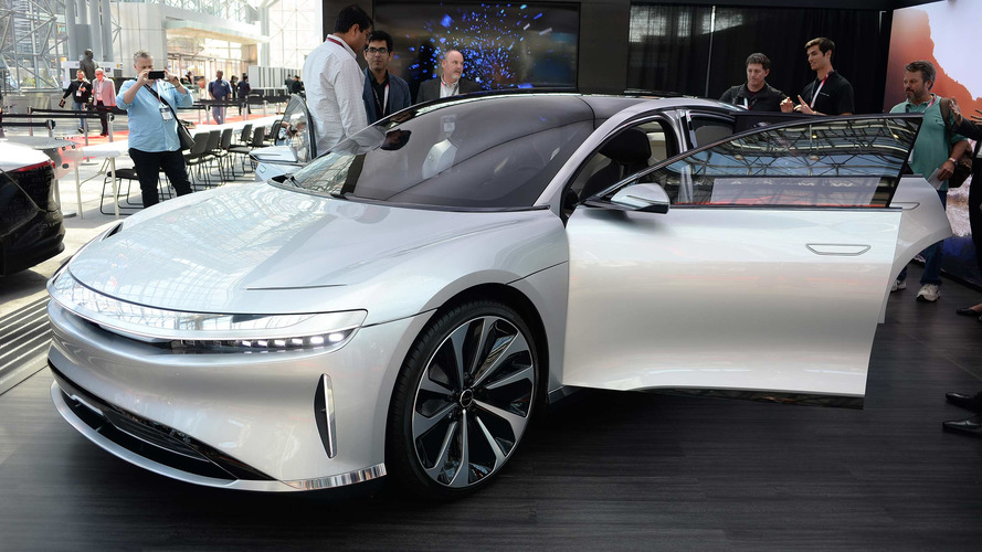 Ford Not Interested In Takeover Of Lucid Motors