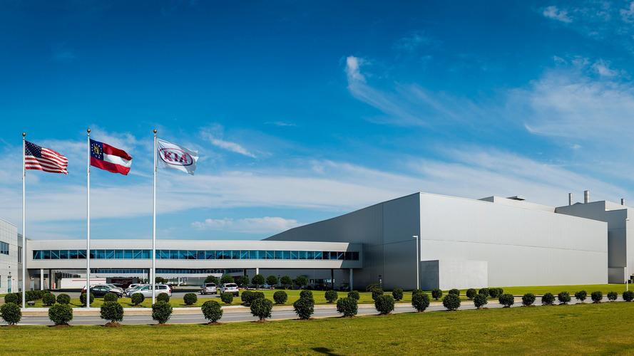 One millionth Kia Sorento manufactured in Georgia