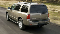 2008 Nissan Titan and Armada Pricing Announced (US)