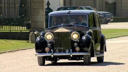 Une Rolls-Royce Phantom IV utilisée pour le Royal Wedding !