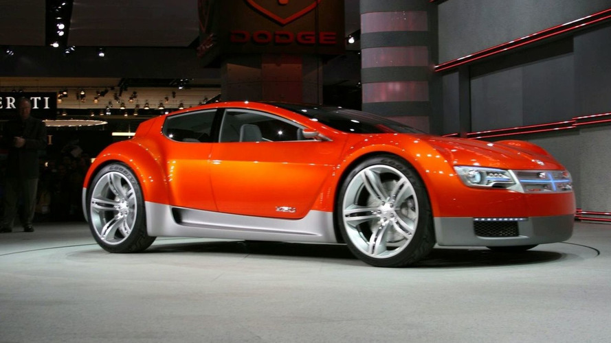 Dodge Zeo Concept Unveiled at NAIAS