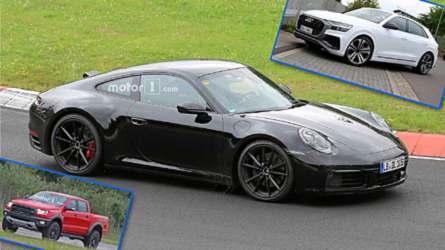 N'essayez pas de vous cacher ! Les meilleures photos espions Motor1.com de la semaine