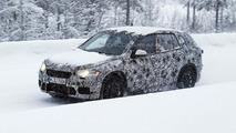 2016 BMW X1 seven-seater spy photo