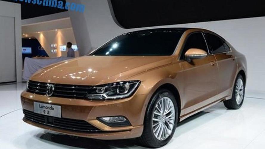 Volkswagen Lamando (aka NMC) launched at Chengdu Auto Show [video]