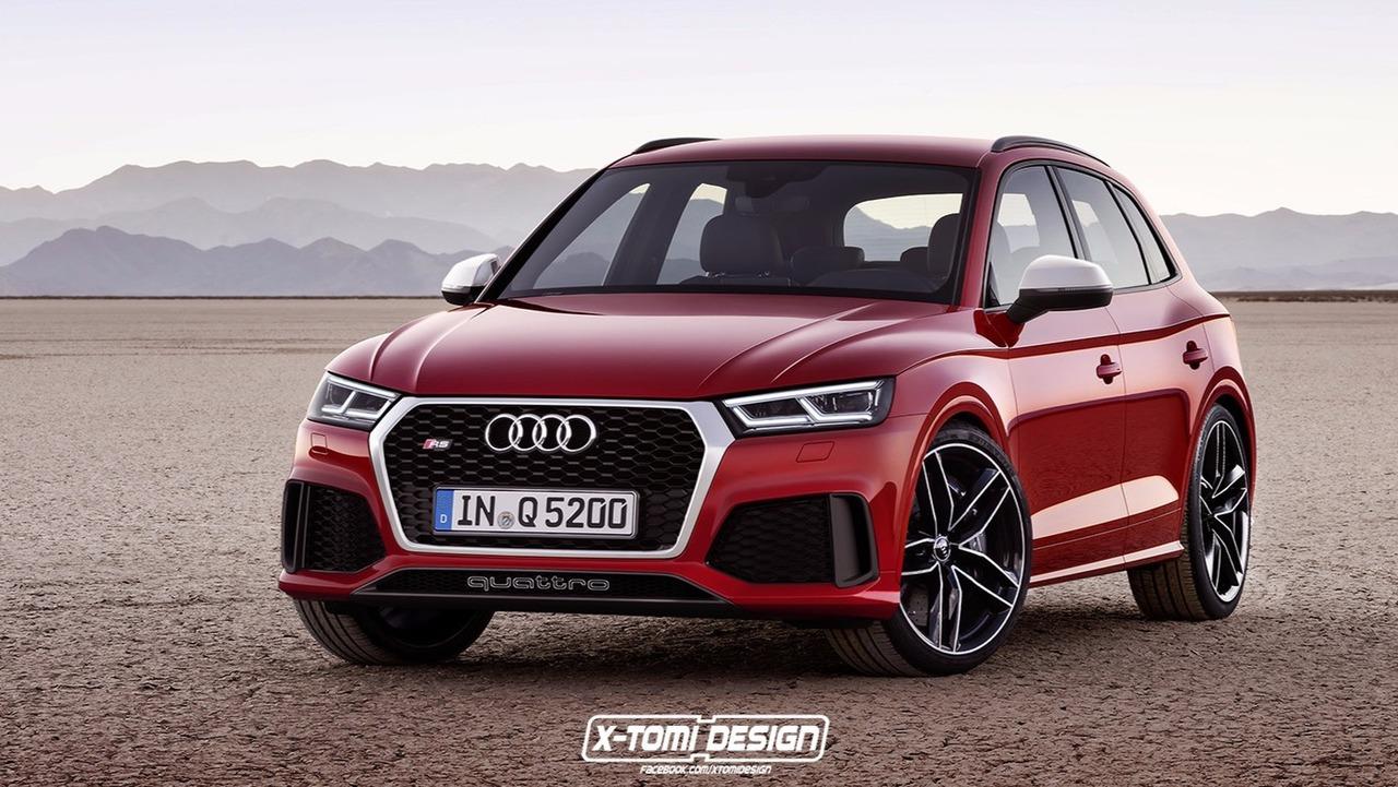 Audi RS Q5 2