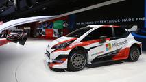 2017 Motorsports cars at Paris Motor Show