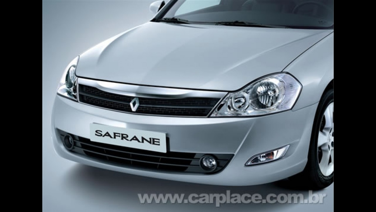 Renault Safrane 2009 - Novo sedan de luxo recupera nome do passado