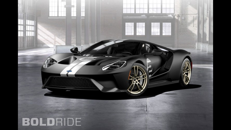 Ford GT '66 Heritage Edition
