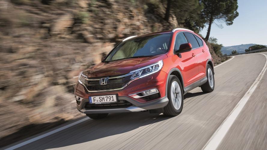 Honda'dan Jazz ve CR-V fırsatları