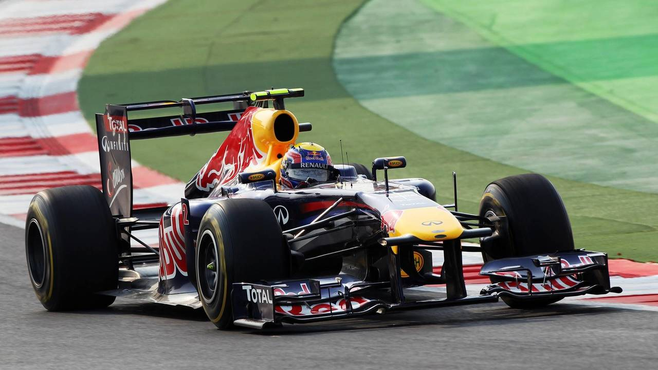 2011: Red Bull-Renault RB7