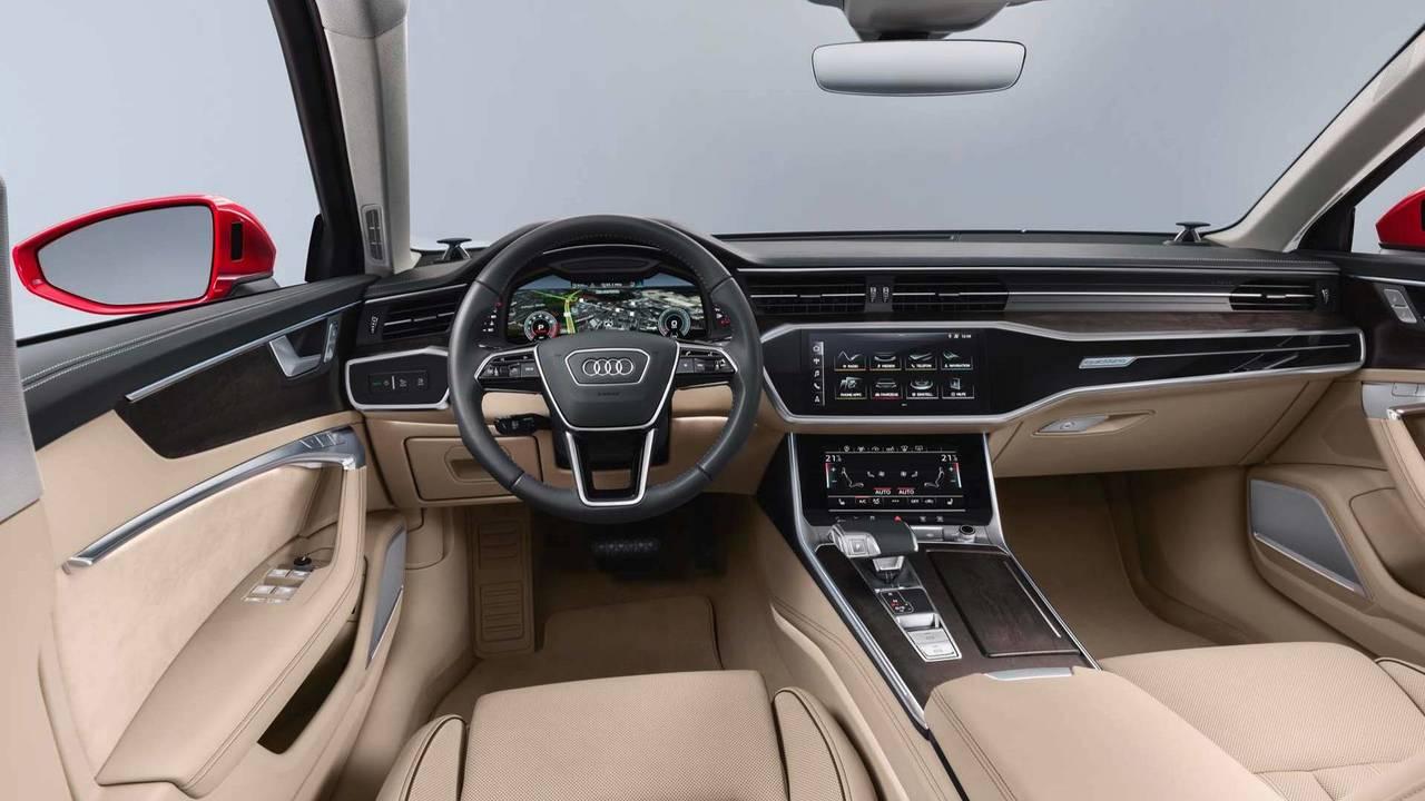 Audi A6 - 2018 Cenevre Otomobil Fuarı