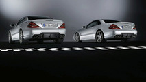 Mercedes SL 63 AMG and SL 65 AMG
