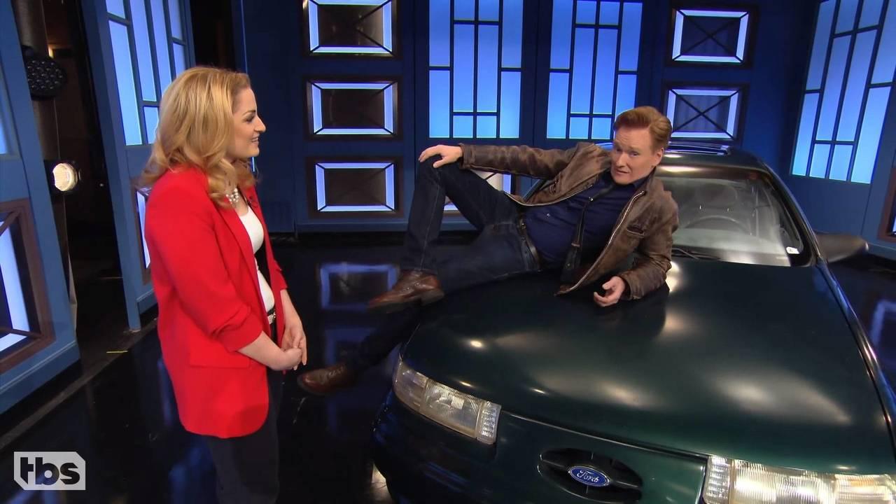 Conan O'Brien'ın Ford Taurus SHO'su