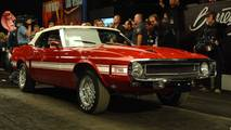 4. 1969 Shelby GT500 Convertible - $742,500