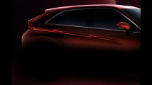 Mitsubishi Eclipse Cross, le prime foto