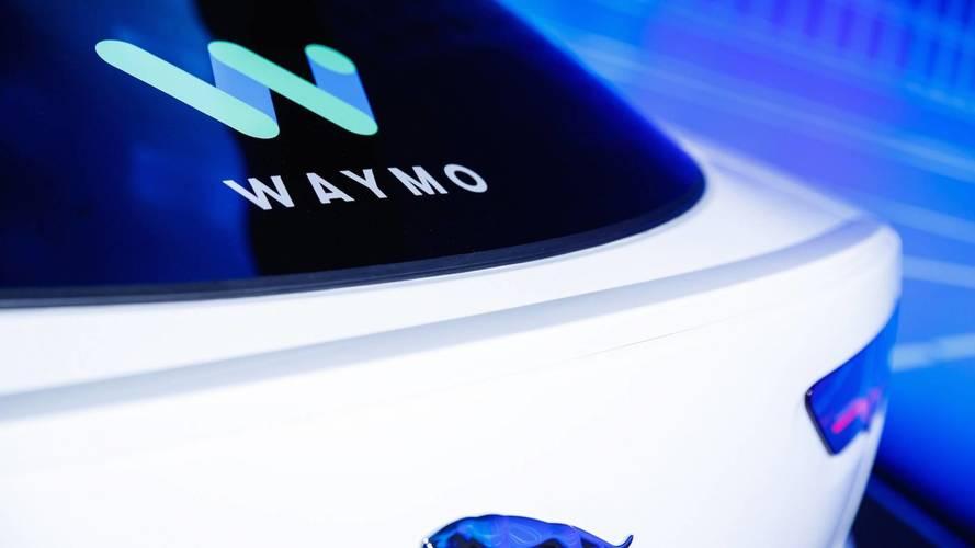 Waymo / Jaguar Autonomous I-Pace