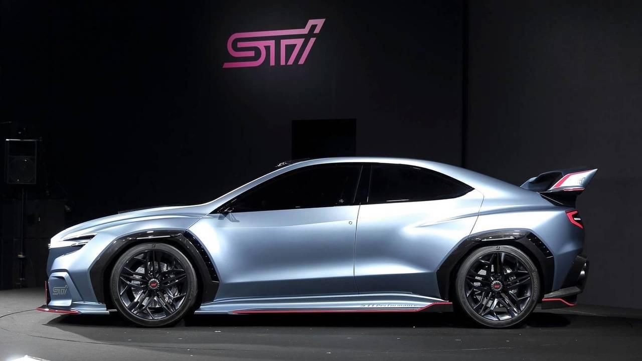 Subaru Viziv Performance STI konsepti