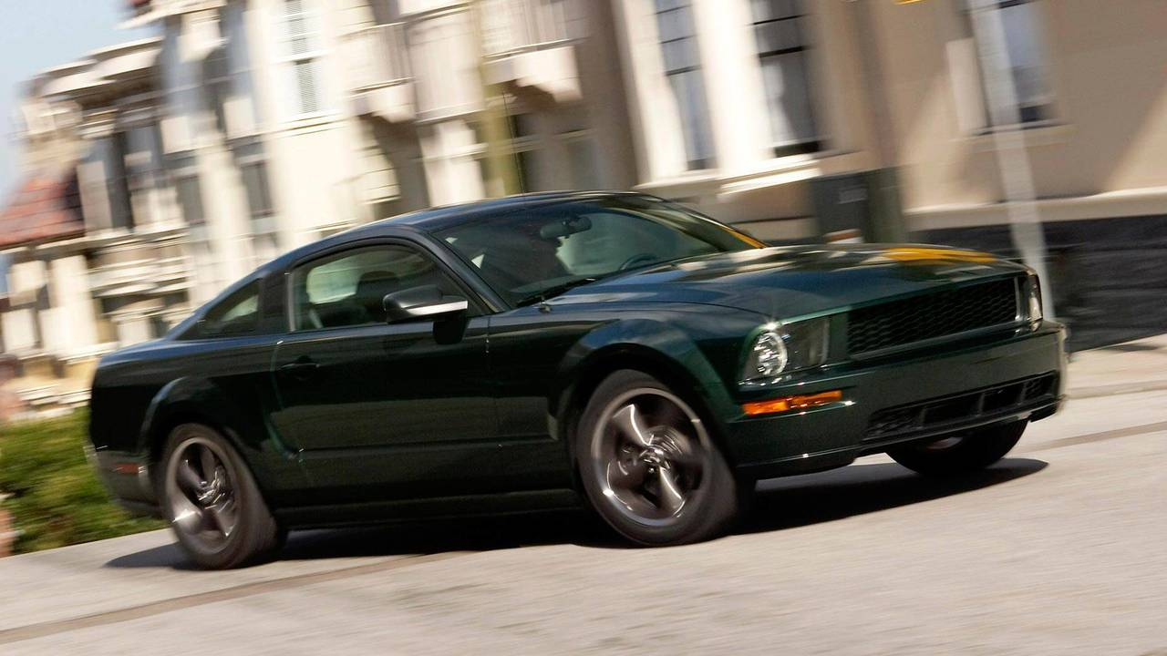 2018 ford mustang bullitt allegedly debuting at detroit auto show. Black Bedroom Furniture Sets. Home Design Ideas