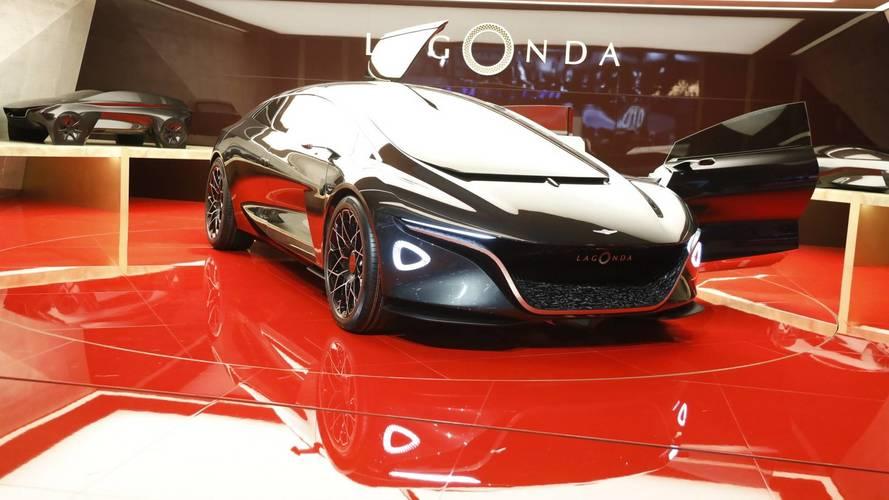 Aston Martin wants to reinvent Lagonda as a revolutionary electric luxury brand