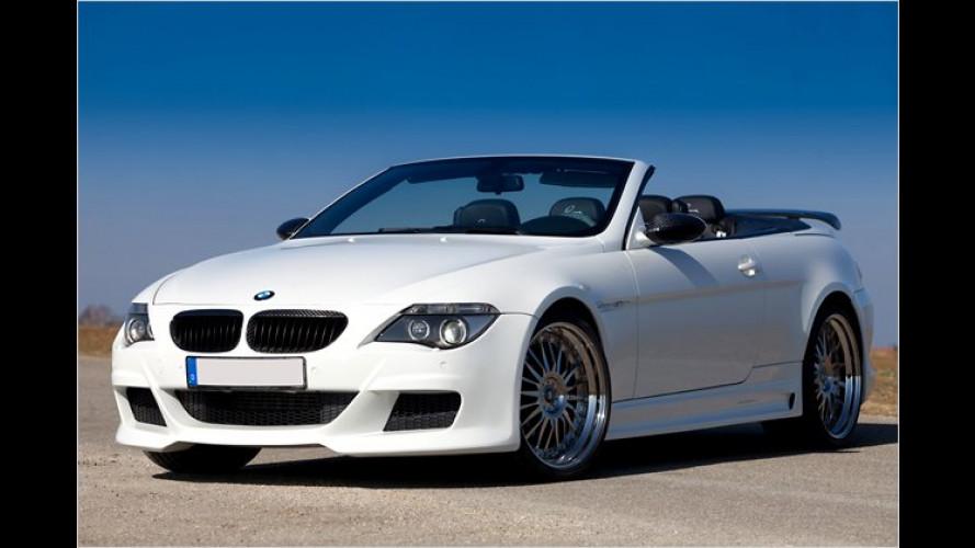 BMW 6er Cabrio: Lumma macht den Alten wieder frisch