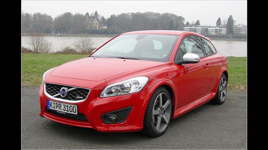 Volvo C30 T5 R-Design im Test: Schwedisches Sport-Studio
