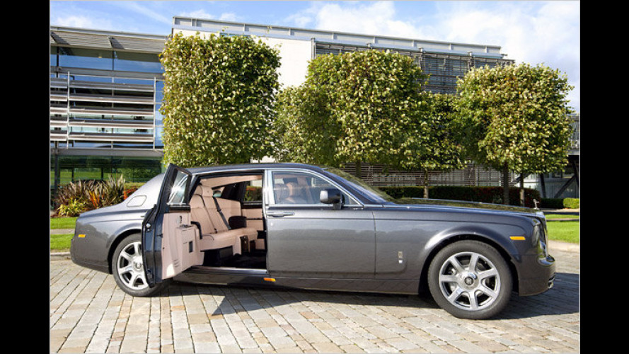 Rolls-Royce in Paris