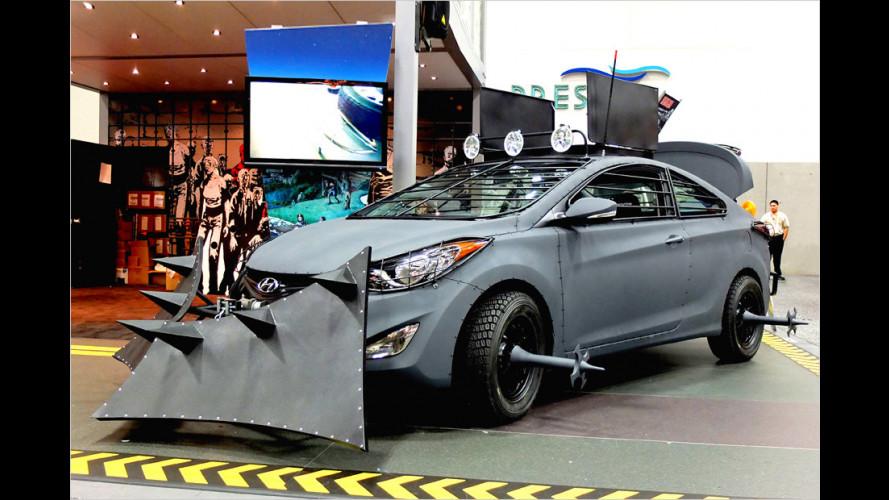 Mit Hyundai gegen die Zombie-Apokalypse