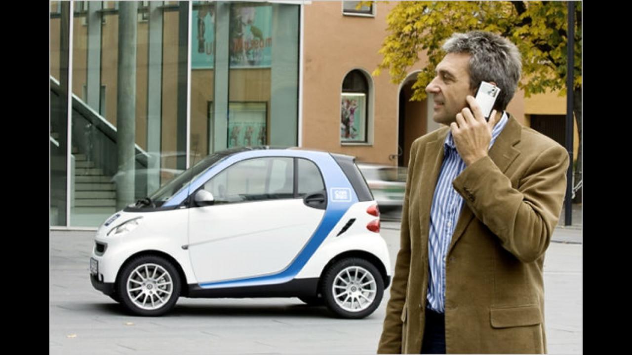 Car2go: Immer mal Smart