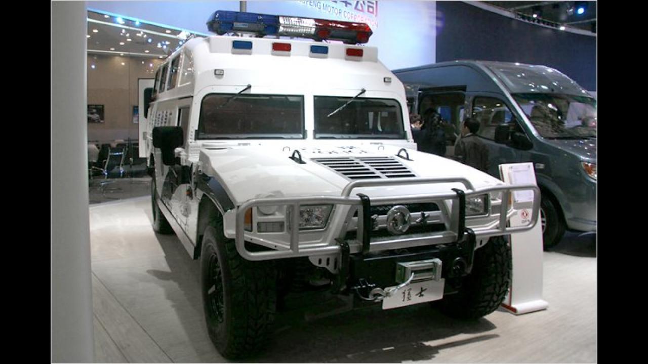 DFM Police Car