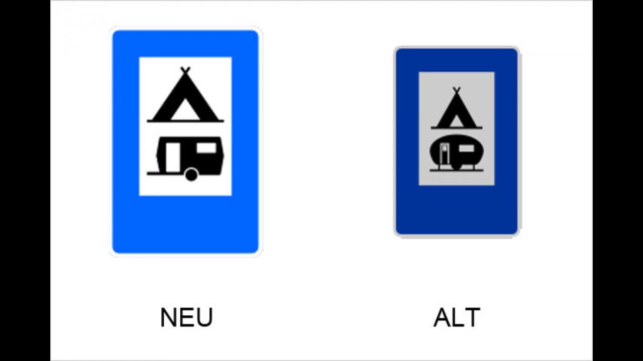 Zelt- und Wohnwagenplatz