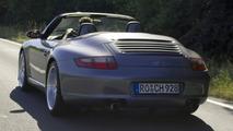 Porsche 911 Cabrio TwinTurbo by 9ff