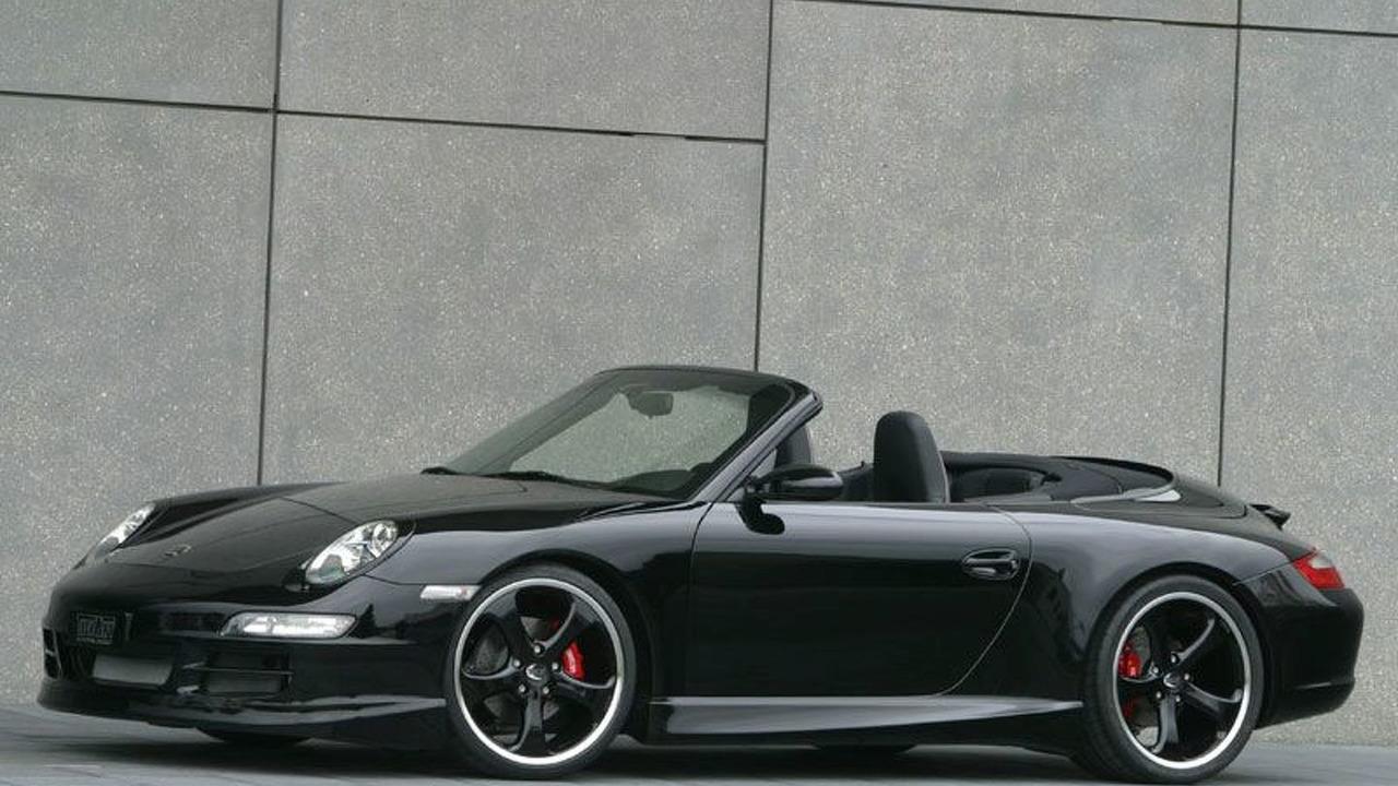 New Porsche 911 Carrera Cabriolet (997) by TechArt