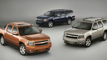 All-New 2007 Chevrolet Avalanche