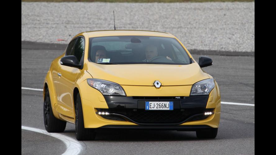 Renault Exciting Day: diario di una giornata in pista