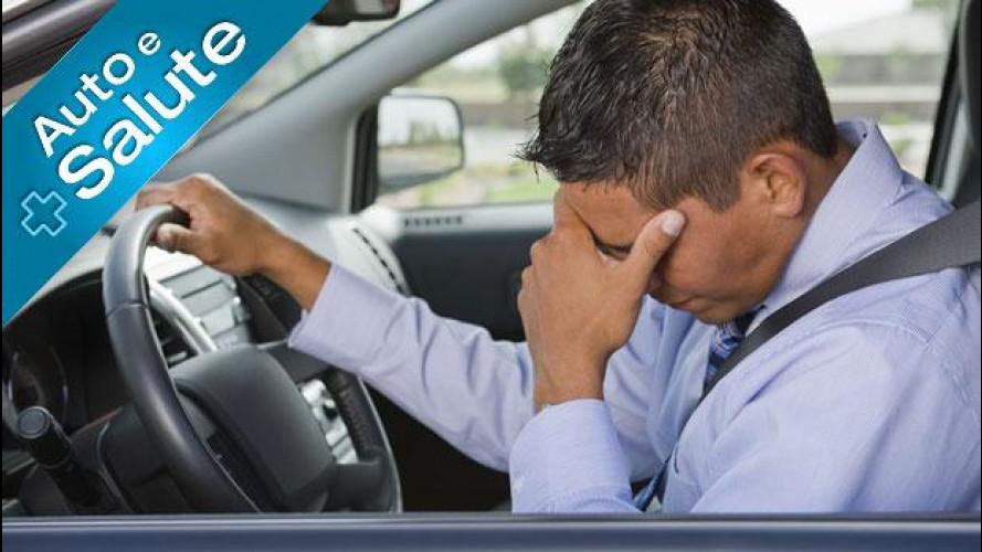 In auto col nemico: la depressione