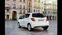 Toyota Yaris Hybrid restyling