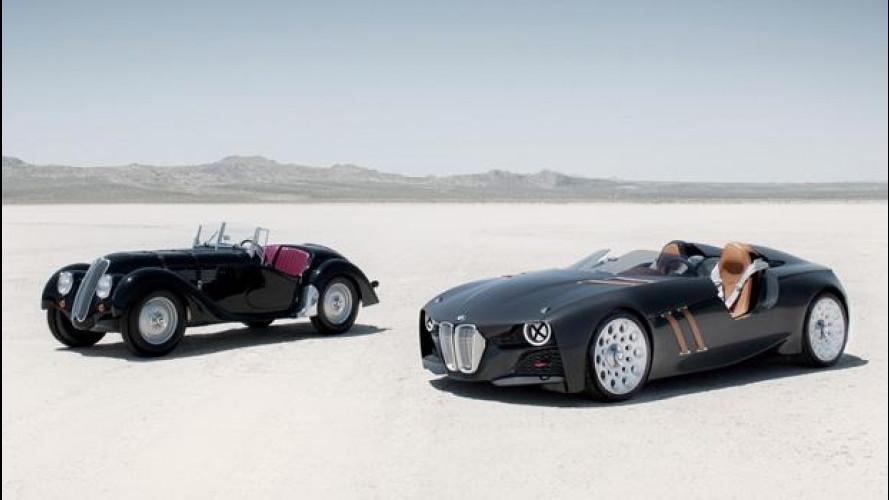 Viaggio all'origine delle roadster BMW